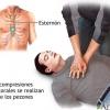 Primeros auxilios y Reanimación cardiopulmonar, técnicas que todos deben manejar