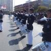 Desfile escolar en Antofagasta por Fiestas Patrias