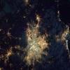 Astronauta Paolo Nespoli fotografió Sudamérica desde el Espacio