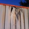 Denuncian daños en casas de Baquedano por tronaduras de empresa que construye autopista