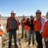 Corfo Antofagasta sostuvo importante reunión con Csiro y Minera Gaby
