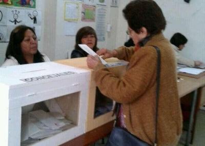 Hist rica abstenci n marca elecciones municipales en for Marca municipales