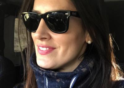 Adriana Barrientos Se Llenó De Críticas Por Publicar Fotos íntimas