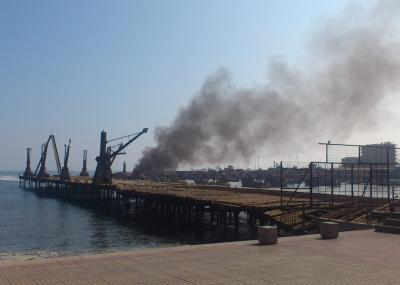 Preemergencia ambiental en Antofagasta