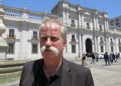 biografia autor hernán rivera letelier