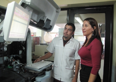 Laboratorio Sarita Núñez incluye examen de insulina entre